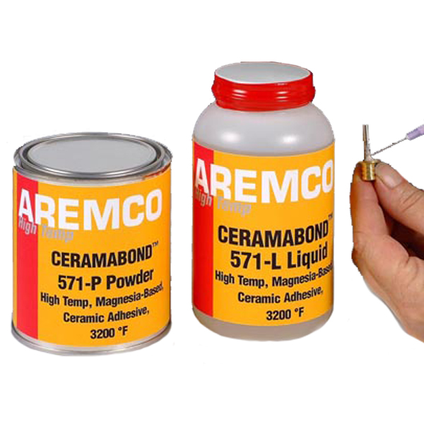 Ceramabond 670 Alumina Adhesive Pint