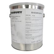 Heavy-duty lube graphite coating
