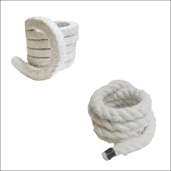 Ceramic Fiber Cloth, Tape and Rope