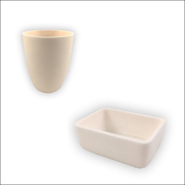 Ceramic Labware Crucibles